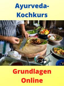 Ayurveda-Kochkurs Online
